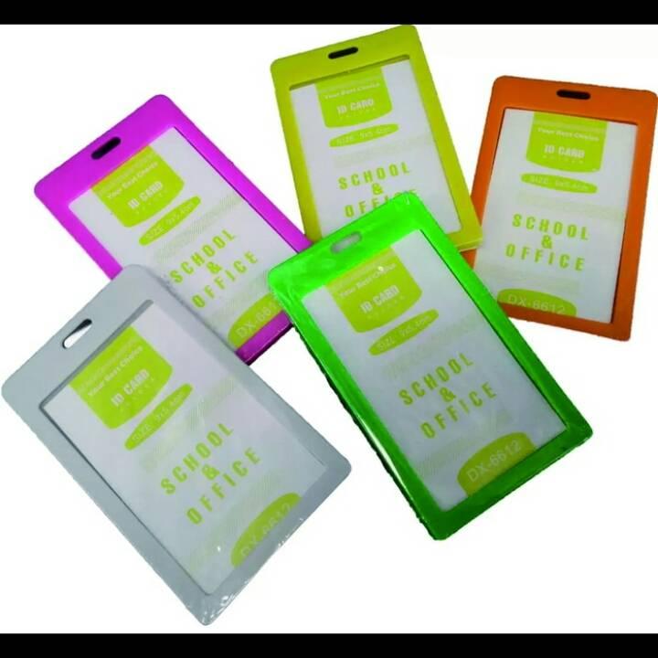 Id Card Holder 6817 - Name Tag2