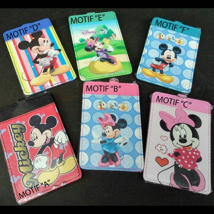 Id Card Holder With Out Ring - Name Tag1