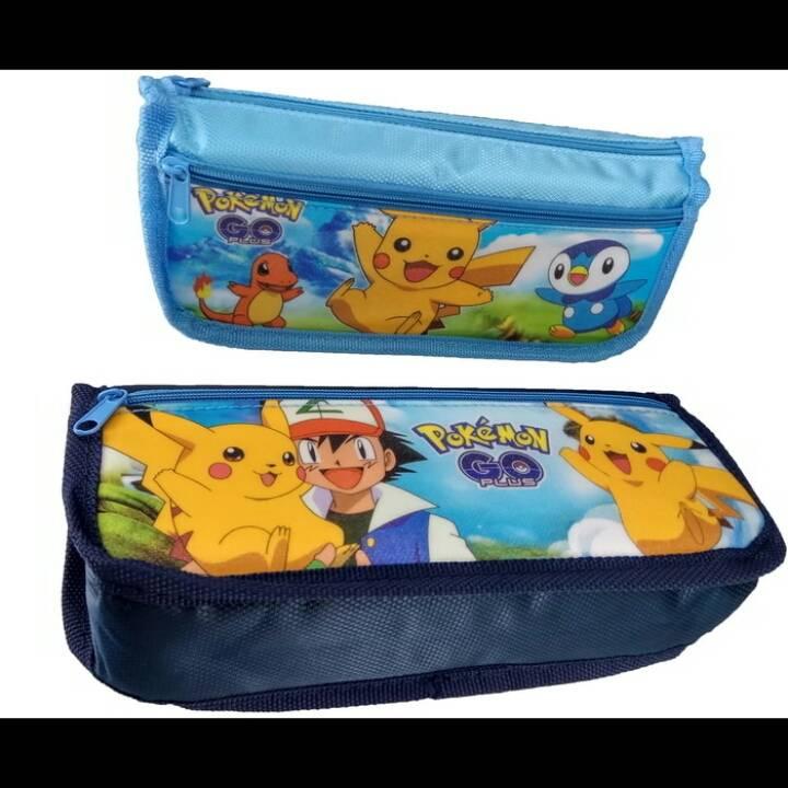 Kotak Pensil Motif Pokemon Go1