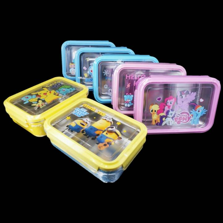 Kotak Makan - Lunch Box J1301