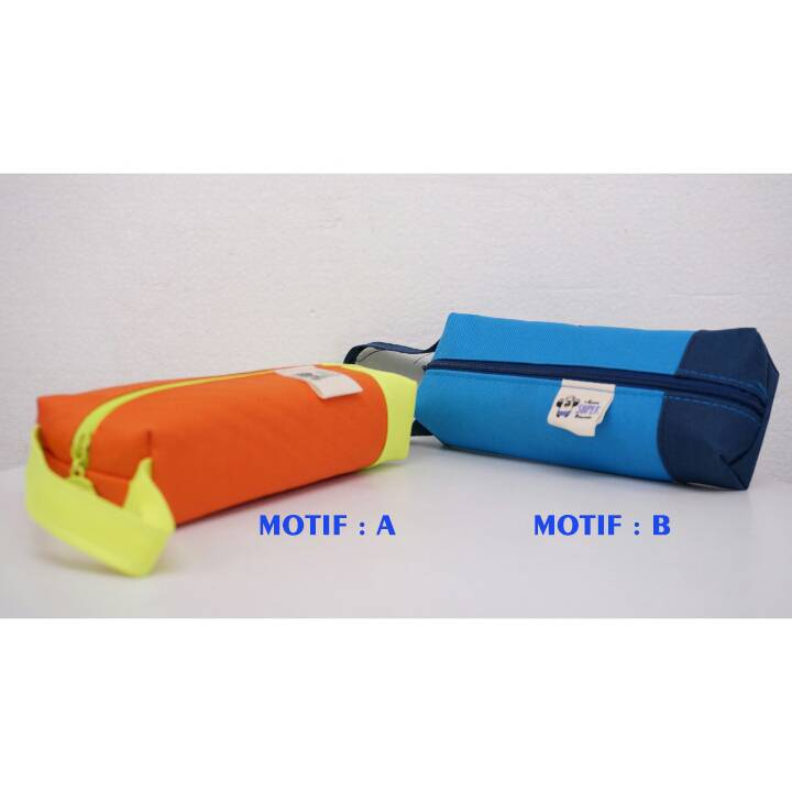Kotak Pensil - Tempat Pensil Karakter - Pencil Case - 2m 8166a