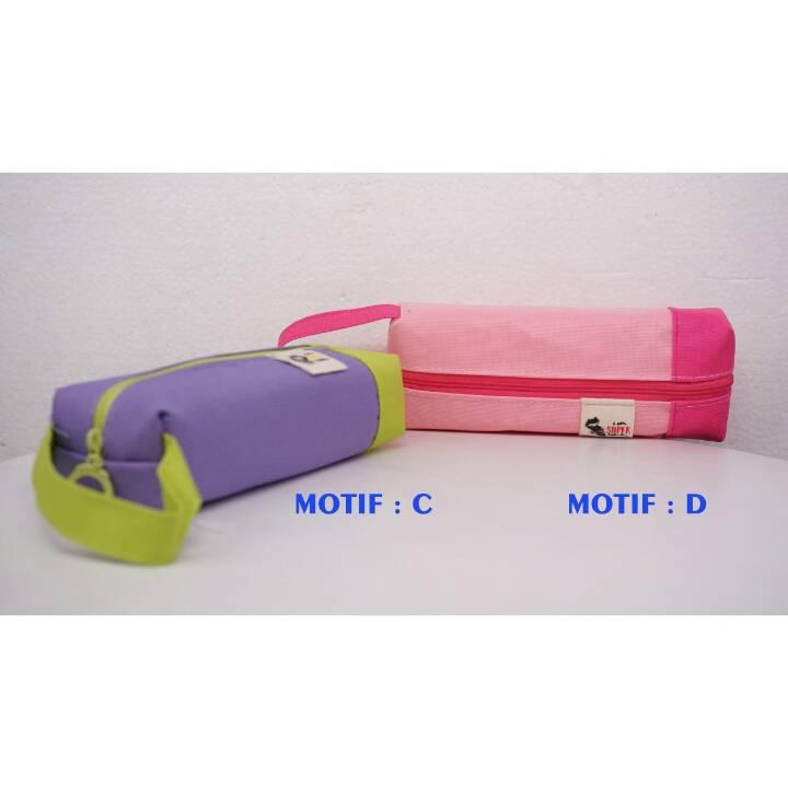 Kotak Pensil - Tempat Pensil Karakter - Pencil Case - 2m 8166a1