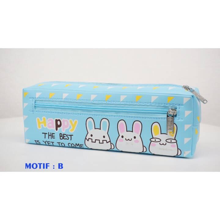 Kotak Pensil - Tempat Pensil Karakter - Pencil Case - Bd 3621
