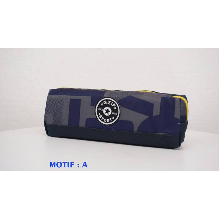 Kotak Pensil - Tempat Pensil Karakter - Pencil Case - 8970