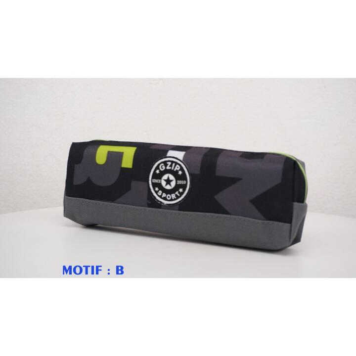 Kotak Pensil - Tempat Pensil Karakter - Pencil Case - 89701