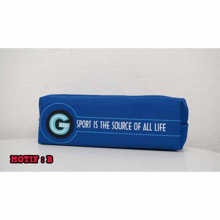 Kotak Pensil - Tempat Pensil Karakter - Pencil Case - 89691