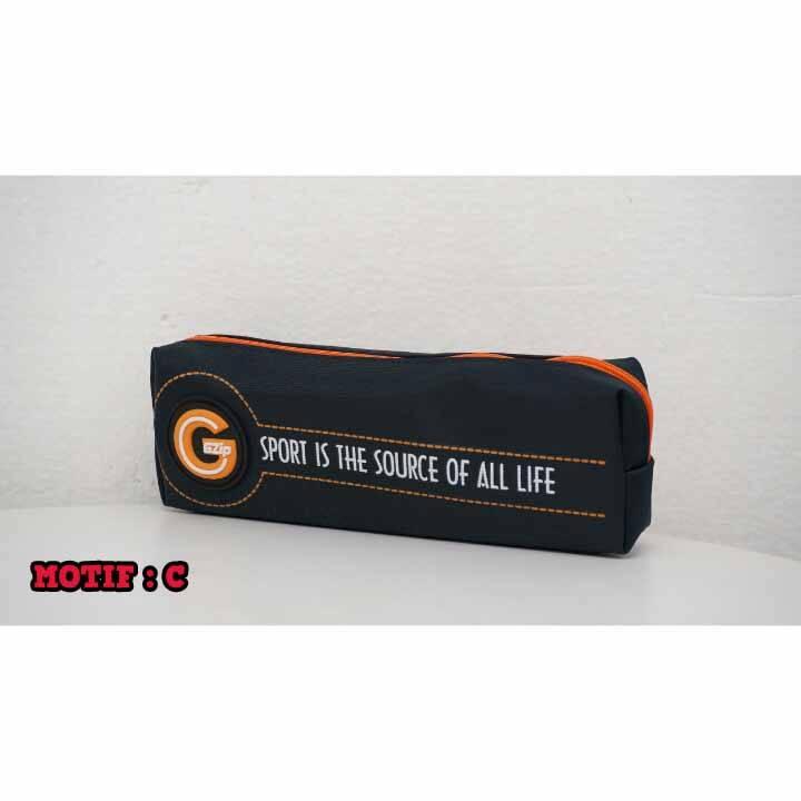 Kotak Pensil - Tempat Pensil Karakter - Pencil Case - 89692