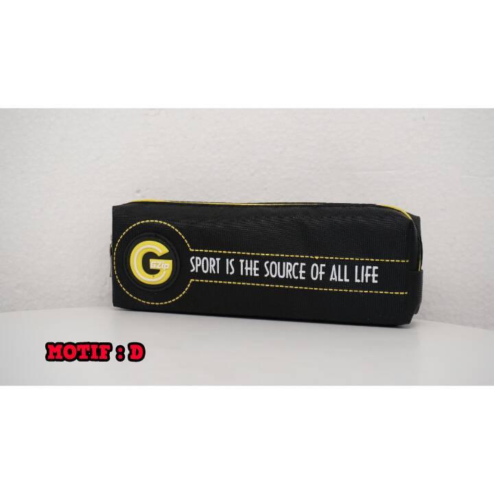 Kotak Pensil - Tempat Pensil Karakter - Pencil Case - 89693