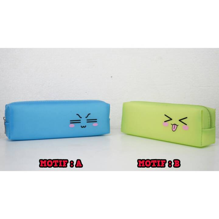 Kotak Pensil - Tempat Pensil Karakter - Pencil Case - 8921