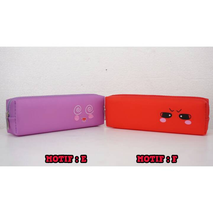 Kotak Pensil - Tempat Pensil Karakter - Pencil Case - 89212