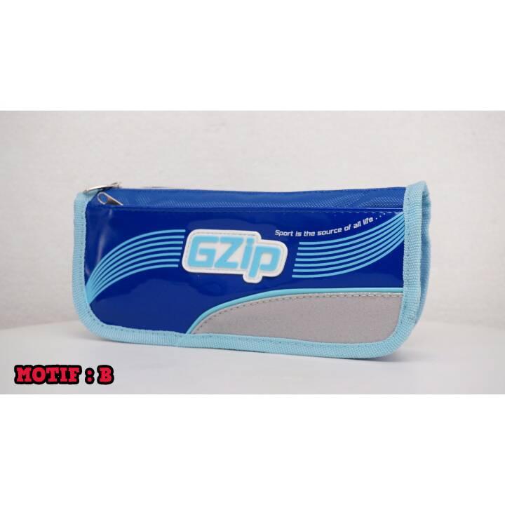 Kotak Pensil - Tempat Pensil Karakter - Pencil Case - 89521