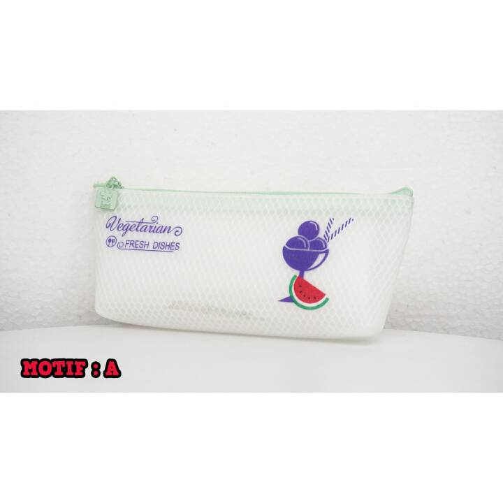 Kotak Pensil - Tempat Pensil Karakter - Pencil Case - Yc 178