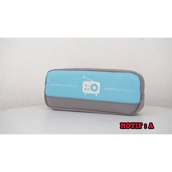 Kotak Pensil - Tempat Pensil Karakter - Pencil Case - Bd 608