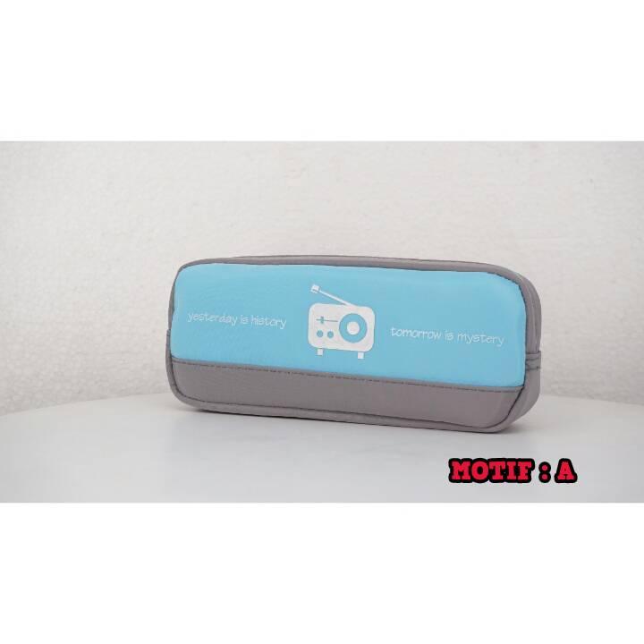Kotak Pensil - Tempat Pensil Karakter - Pencil Case - Bd 6080