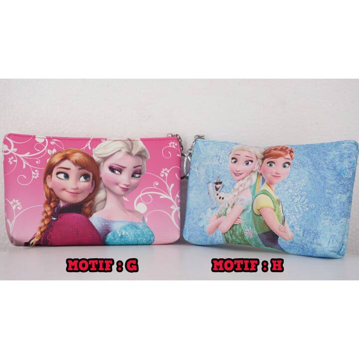 Bag Fancy Motif- Kotak Pencil - Pencil Case Motif3