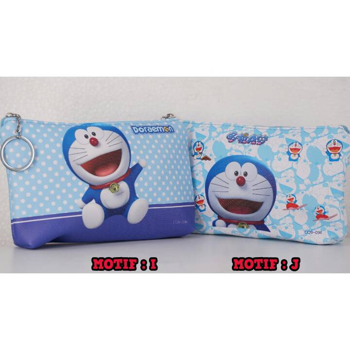 Bag Fancy Motif- Kotak Pencil - Pencil Case Motif4