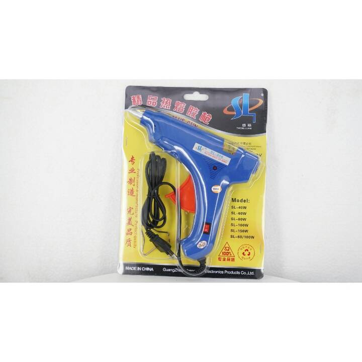 Glue Gun - Hot Melt Glue Gun - Lem Tembak Big 100 Watt