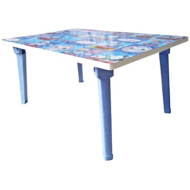 Meja Belajar Anak / Kids Table / Meja Belajar Lipat Motif Thomas2