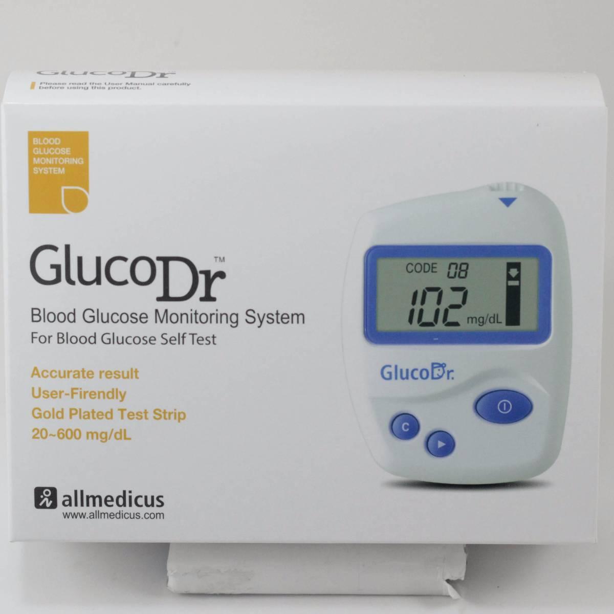 Alat Cek Gula Darah Gluco Dr.