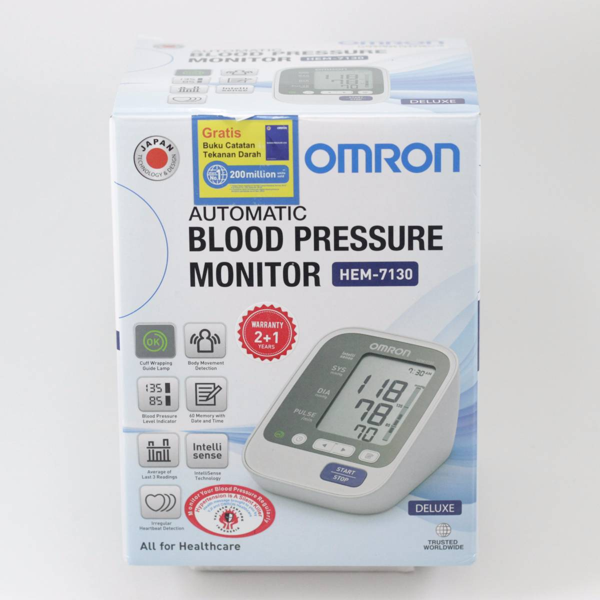 Tensi Digital Omron Type Hem 7130