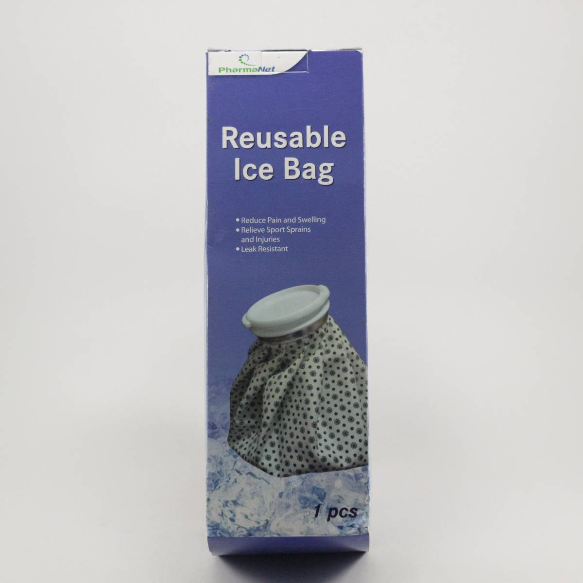 Pharma Net Reusable Ice Bag/alat Kompres
