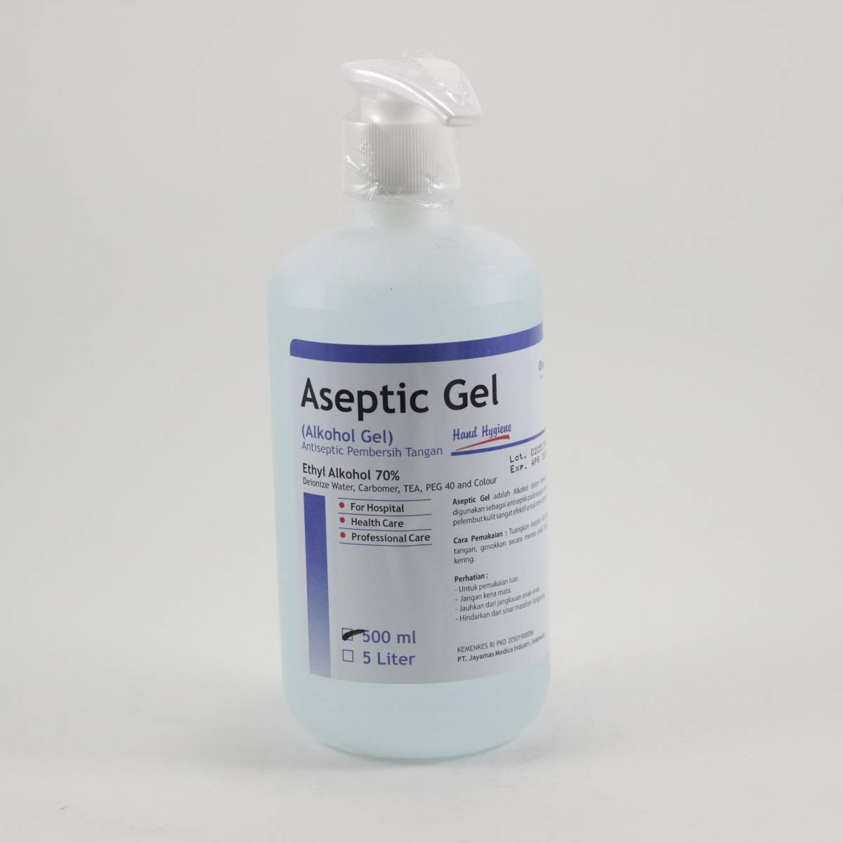 One Med Aseptic Gel
