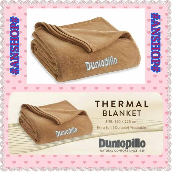 Dunlopillo - Selimut Thermal Blanket1