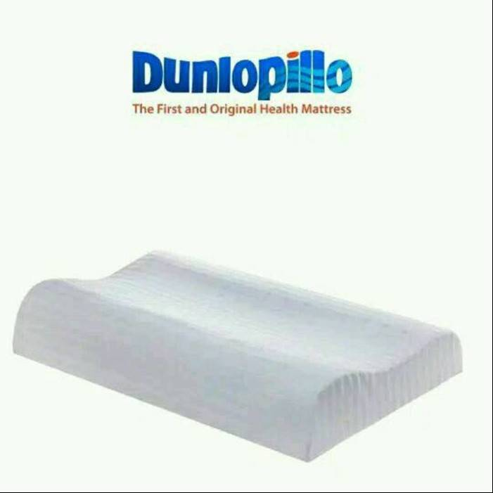 Dunlopillo - Ergo Latex Pillow (bantal Lekuk Latex)1