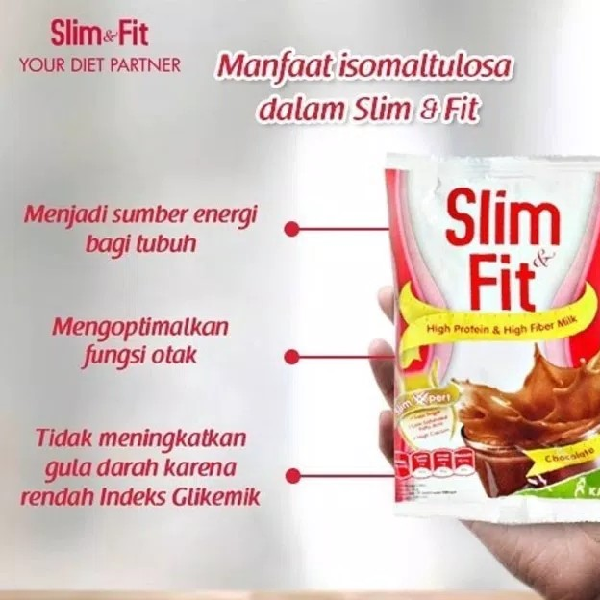 Susu Slim Fit Kalbe Copy