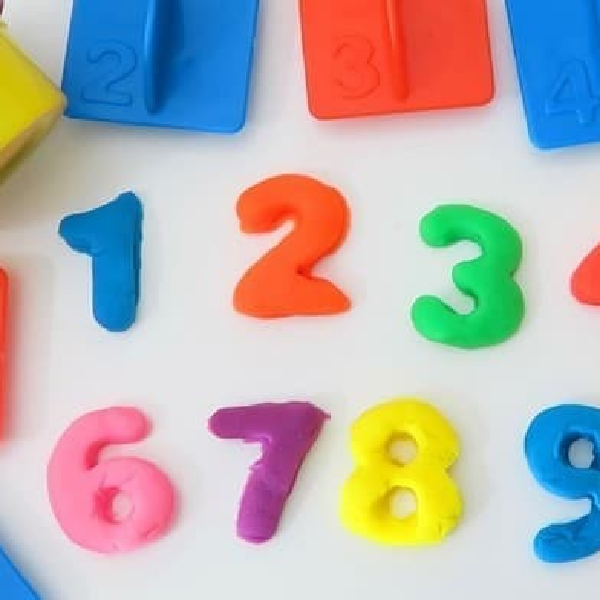 Playdoh Numbers, Letters N Fun Original2