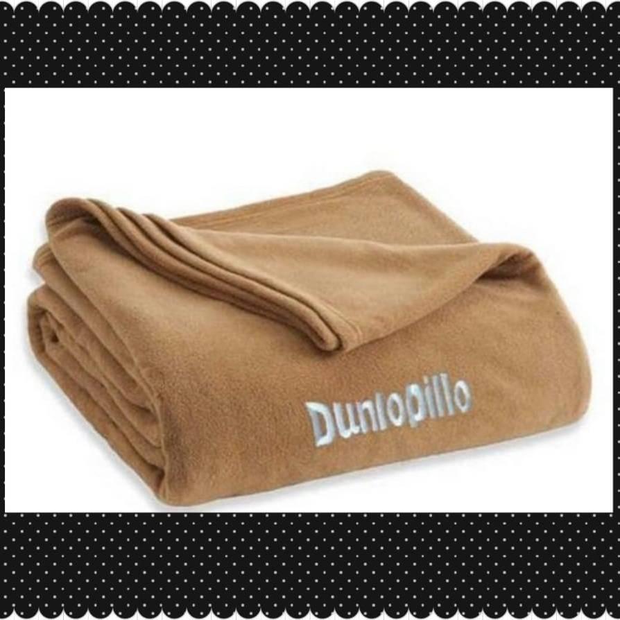 Dunlopillo - Selimut Thermal Blanket2