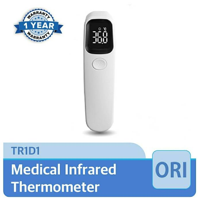 Thermometer Medical Infrared - Alicn One Year Warranty2