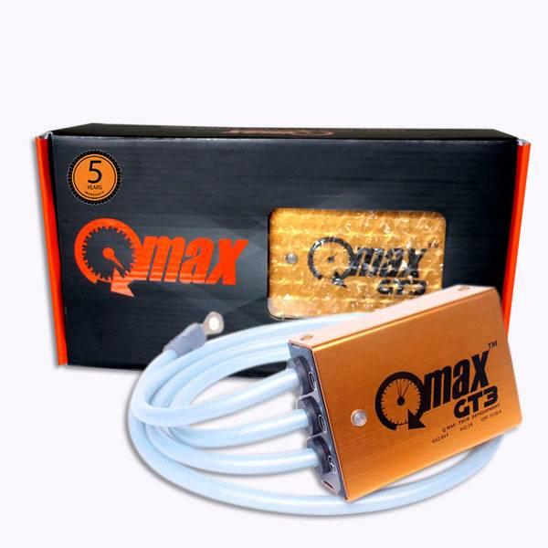 Qmax I.v.s Gt3
