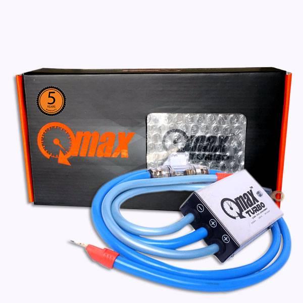 Qmax I.v.s Turbo