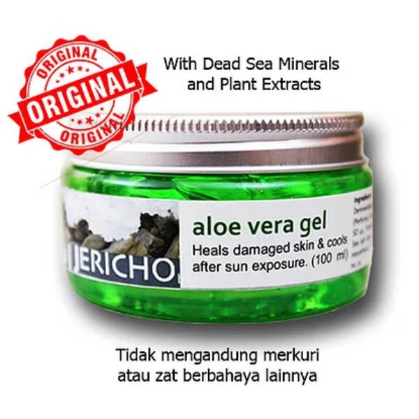 Aloe Vera Gel - 100gr0
