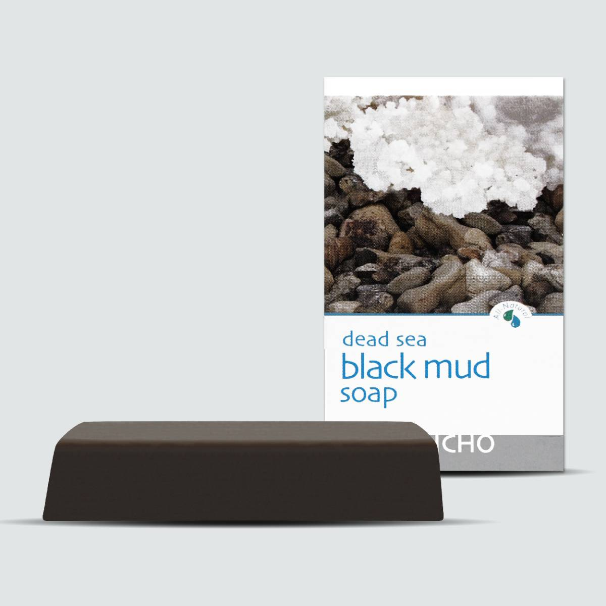 Jericho Black Mud Soap - 30gr