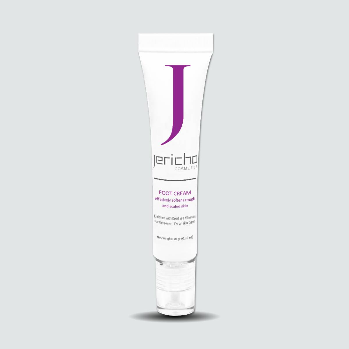 Jericho Foot Cream - 10gr