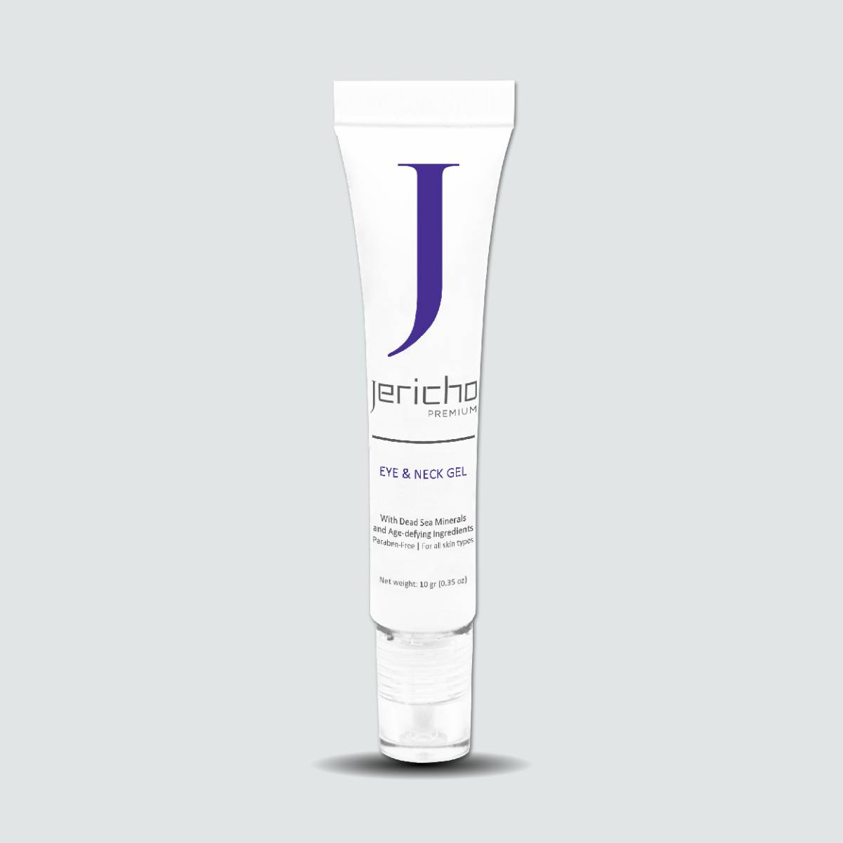 Jericho Premium Eye And Neck Gel - 10 Gr