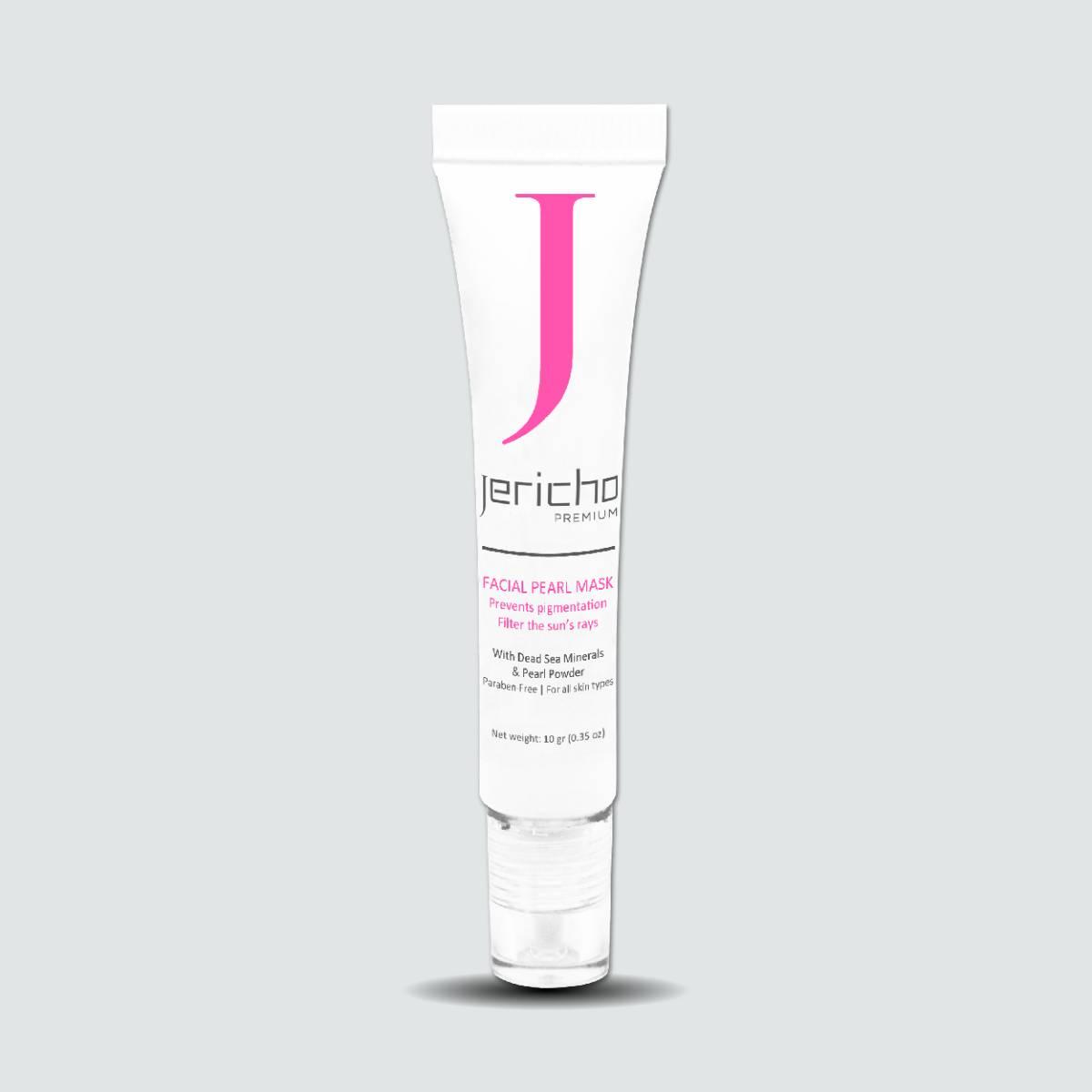 Jericho Premium Facial Pearl Mask - 10 Gr