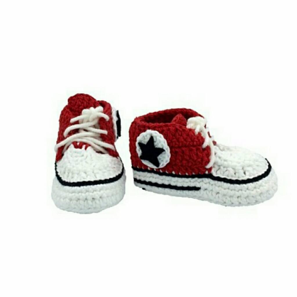 Sepatu Rajut Sporty0