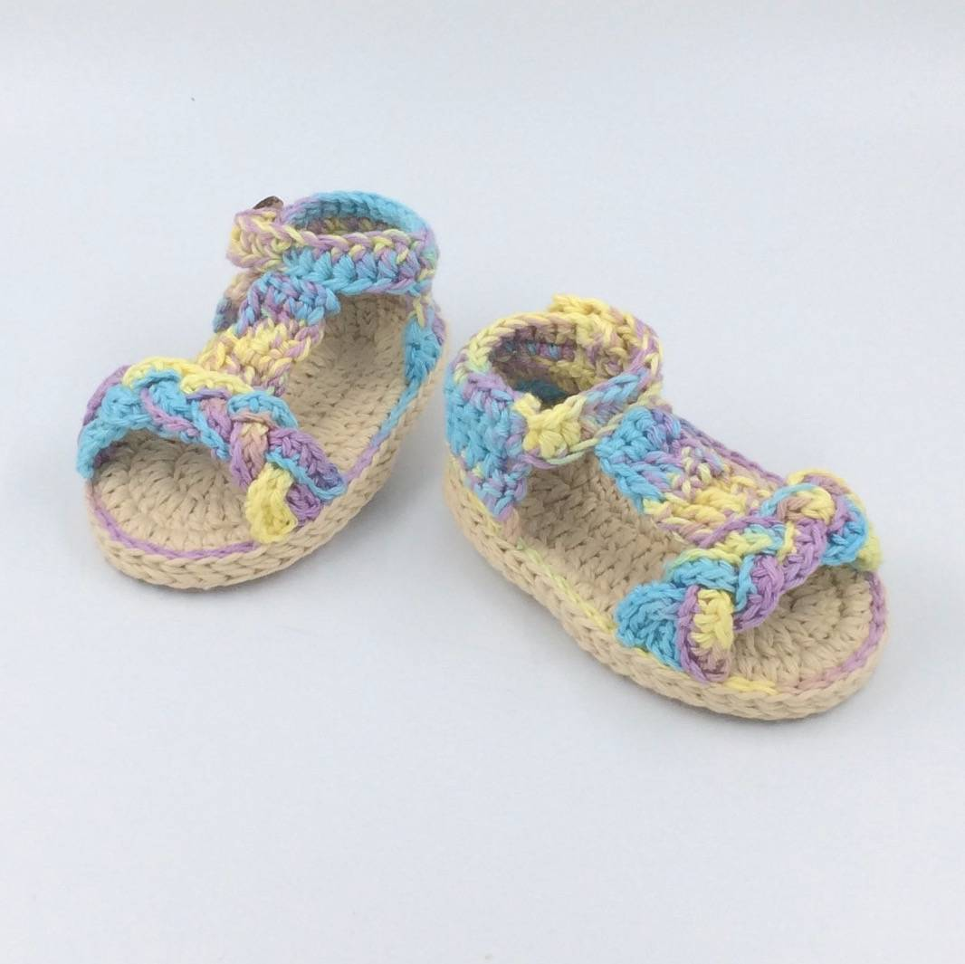 Cute Baby Sandal Rainbow0