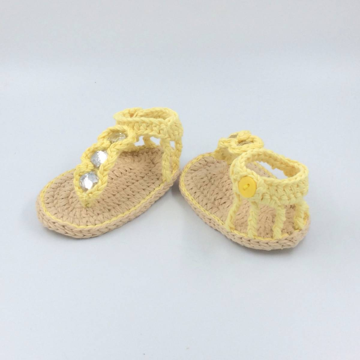 Cute Baby Sandal Light0