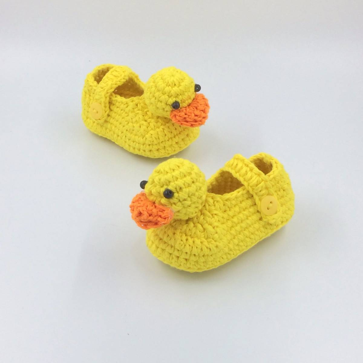 Cute Baby Shoe Duck Lover