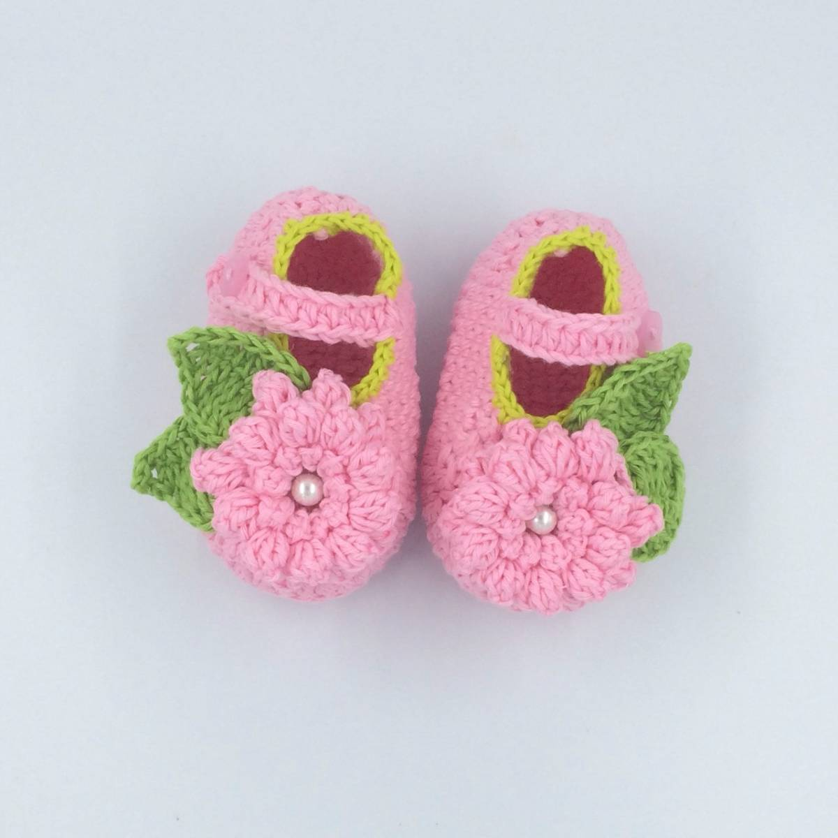 Cute Baby Feminine Shoe