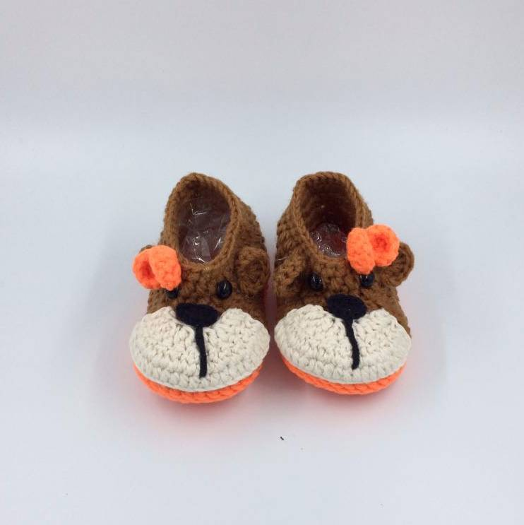 Cute Baby Shoe For Dog Lover