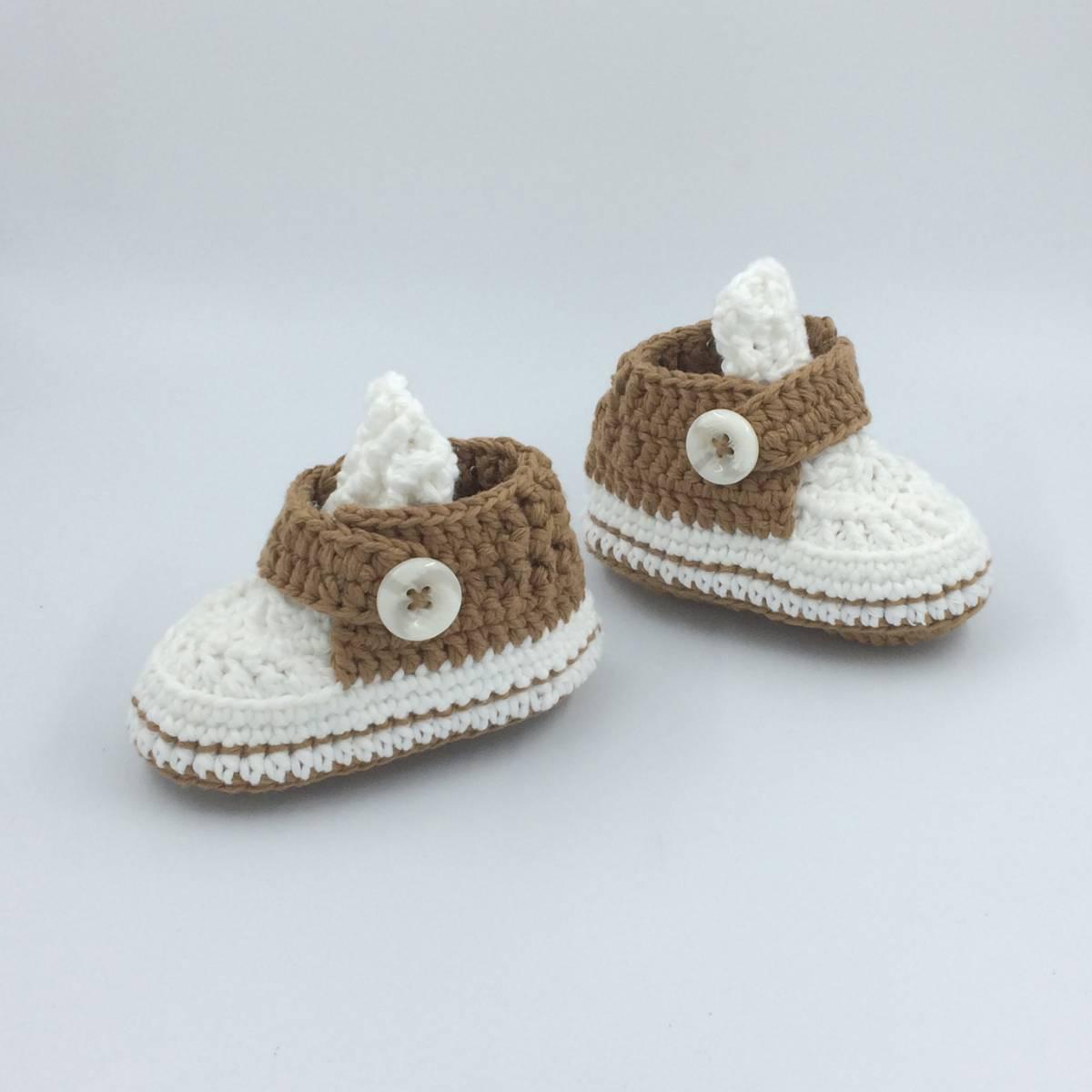 Sepatu Rajut Creamy Lite