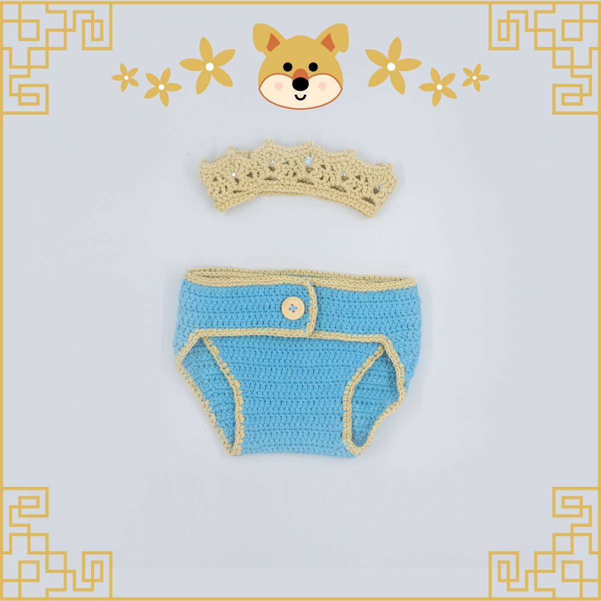 The Royal Set Diapers Ii0
