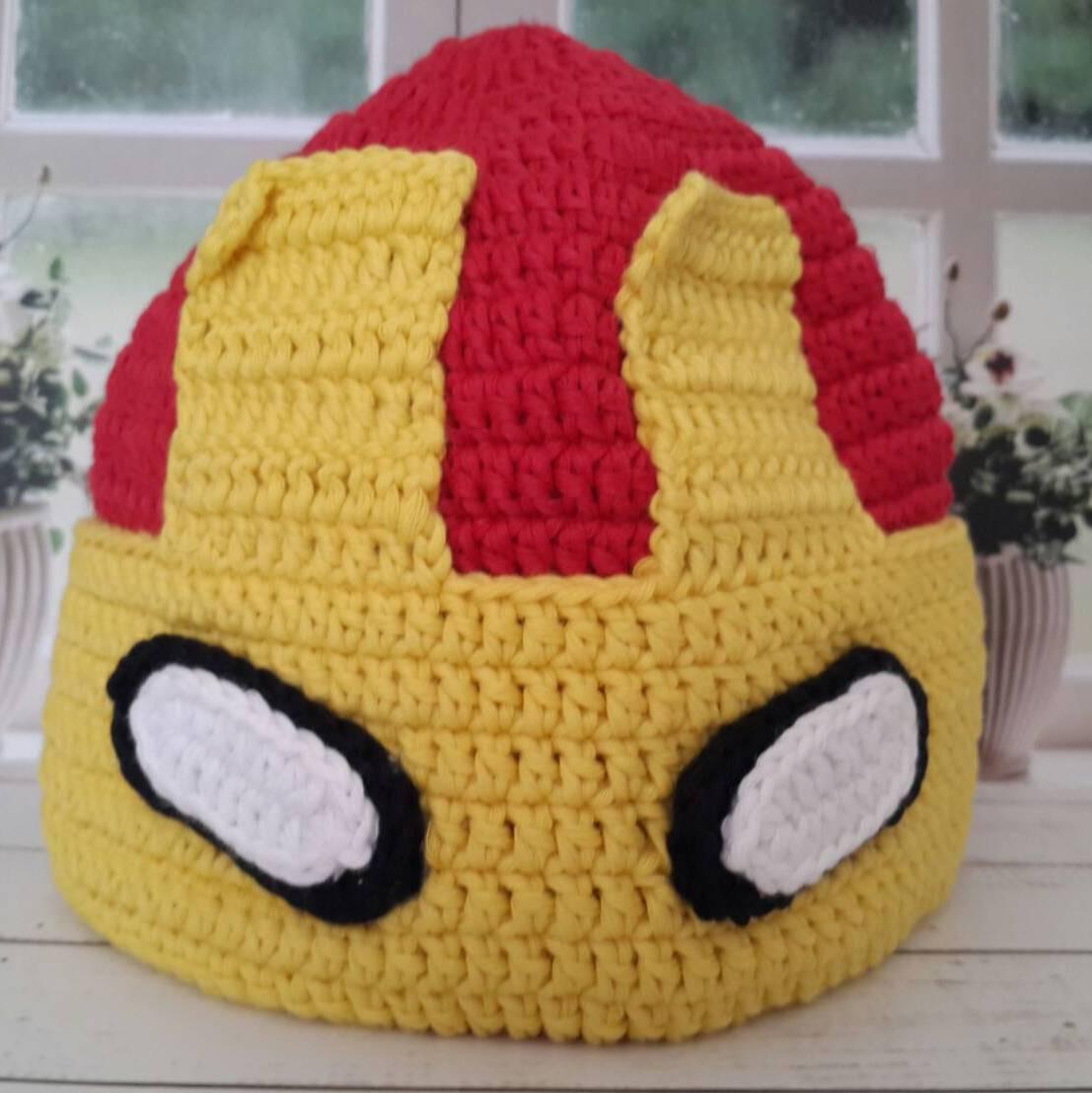 Topi Rajut Anak