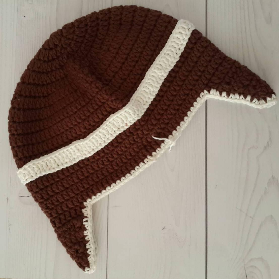 Topi Rajut Bayi Unik2