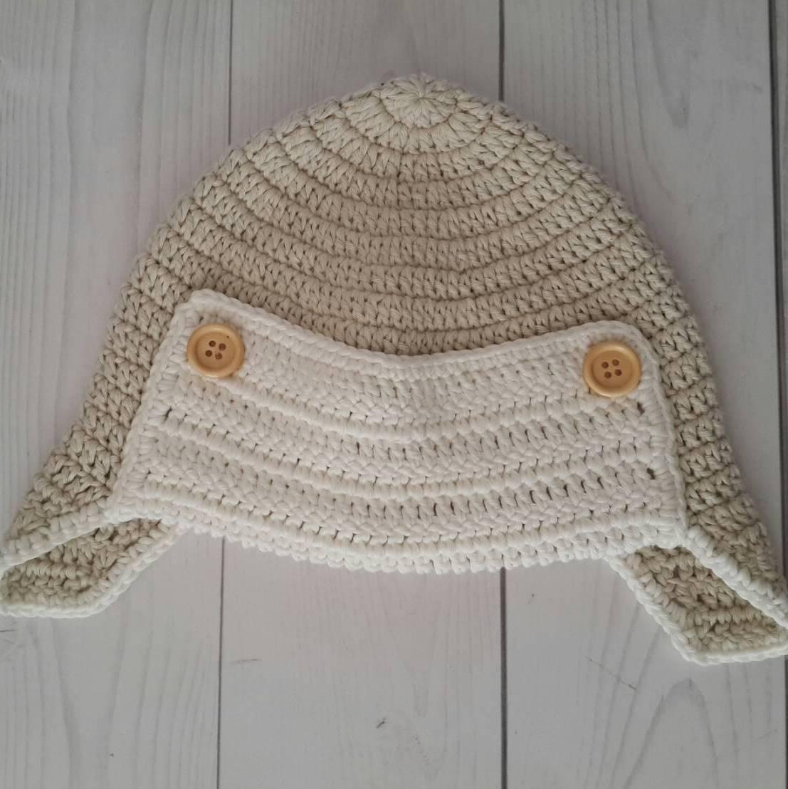 Topi Rajut Anak Unik